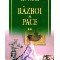 RAZBOI SI PACE (2 VOLUME) 2016 (TL)