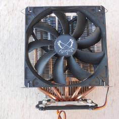 Cooler Universal Scythe MUGEN 2 prindere 1155, 1150. - Cooler PC Scythe, Pentru procesoare