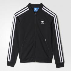 Bluza Cu fermuar Adidas Originals masura L - Trening barbati Adidas, Marime: L, Culoare: Negru
