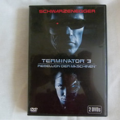 Terminator 3 - 2dvd - Film actiune Altele, Engleza