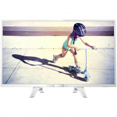 Televizor Philips 32PHS4032/12 HD 80cm Alb - Televizor LED Philips, 81 cm, HD Ready, Smart TV