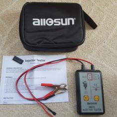 Tester injectoare - BENZINA - Fuel Pump -  Allsun EM276 Pressure Gauge Gasoline