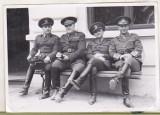 Bnk foto - Militari romani din Secţii Propagandă militară  - WW II, Alb-Negru, Romania 1900 - 1950
