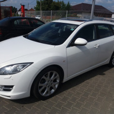 Mazda 6 Elegance / Full, An Fabricatie: 2008, Motorina/Diesel, 233000 km, 1998 cmc, Model: 6