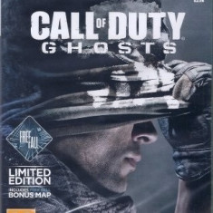 Call of Duty Ghosts Limited Edition XB360 - Jocuri Xbox 360