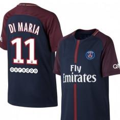 Tricou PSG model 2017/2018 DI MARIA - Echipament fotbal, Marime: XXL, XL, L, Tricou fotbal