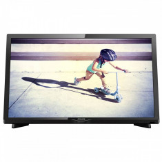 Televizor Philips 22PFS4232/12 Full HD 55cm Black - Televizor LED Philips, 56 cm