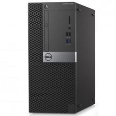 Sistem desktop Dell Optiplex 5050 SFF Intel Core i7-7700 8GB DDR4 500GB HDD Windows 10 Pro Black - Sisteme desktop fara monitor Dell, 500-999 GB