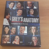 Grey's Anatomy - Complete Sixth Season - More is better - 25 Ep - DVD [B, C] NTSC - Film serial, Drama, Engleza