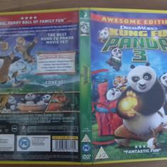 Kung Fu Panda 3  – DVD [B,cd], Engleza