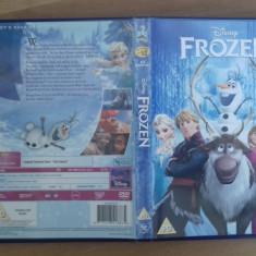 FROZEN  – DVD [B], Engleza