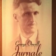 George Orwell - Jurnale (Editura Polirom, 2010)
