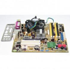 KIT PLACA DE BAZA ASUS P5LD2-SE, SOCKET 775, 4x DDR2, 4 X SATA, VGA, Pentium 4, 3.2GHz