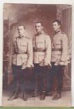 bnk foto - Ofiteri WW I - tip carte postala - Foto Nestor Heck Jassy