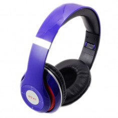 Casti stereo wireless cu bluetooth P15, 10 m, design pliabil, Casti Over Ear