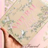 Too Faced trusa machiaj Natural Love paleta farduri ochi make-up profi