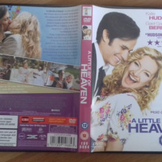A little bit of heaven – DVD [B] - Film romantice, Engleza