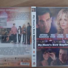 My mom's new boyfrienmd – DVD [B] - Film romantice, Engleza