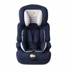 Scaun auto Kinderkraft comfort Ap 9-36 kg albastru - Scaun auto copii, 1-2-3 (9-36 kg)