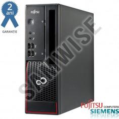 Calculator Incomplet Fujitsu Esprimo SFF LGA1155 Intel Q77 DDR3 SATA3 USB 3.0 - Sisteme desktop fara monitor Fujitsu, Intel Core i7, Peste 3000 Mhz, Fara sistem operare
