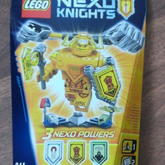 Lego Nexo Knights Original 70336 - Ultimate Axl - Nou, Sigilat