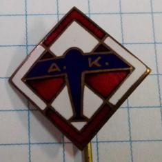 Insigna aviatie, A.K., veche