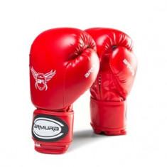 Manusi de box din piele artificiala ARMURA Dominator - Manusi box
