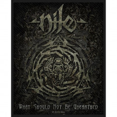 Patch Nile - What should not be unearthed - Patch Panel