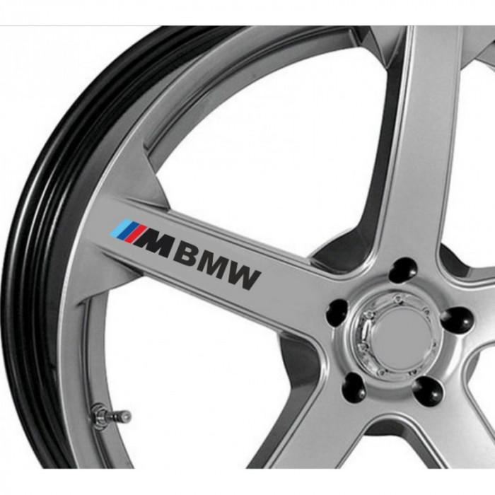 Sticker jante - ///M BMW (set 4 buc.)