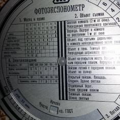 Aparat foto vechi SMENA 8, ETUI, FILME, Accesorii, port baterii, blitz, exponometru - Aparat de Colectie