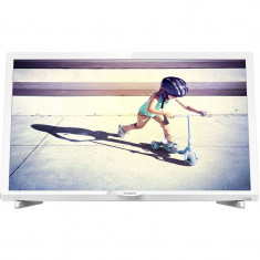 Televizor Philips 24PFS4032/12 Full HD 60cm Alb - Televizor LED Philips, 61 cm, Smart TV