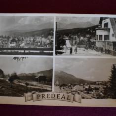 Aug17 - Predeal - Carte Postala Banat dupa 1918, Circulata, Printata