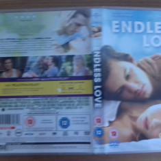 Endless Love – DVD [A] - Film romantice, Engleza