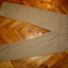 Blugi LEVIS 505 -Marimea W34xL30 (talie-90cm, lungime-105cm) - Blugi barbati Levi's, Culoare: Khaki, Prespalat, Drepti, Normal