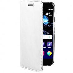 Husa Flip Cover ZMEURINO WALFOLCIX_SGJ7PRIMEW Card Slot Alb pentru SAMSUNG Galaxy J5 Prime