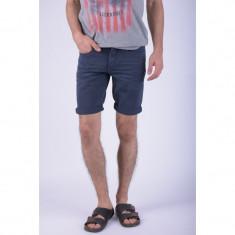 Pantaloni Scurti Bumbac Jack&Jones Rick Original Bleumarin - Bermude barbati, Marime: XS