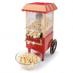Aparat de popcorn TV521, 1200 W, model retro - Aparat popcorn