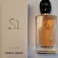 Parfum Giorgio Armani SI 100 ml - Parfum femeie