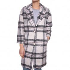 Palton Lung Lana C&A Runa Stripe
