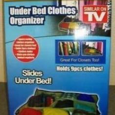 Organizator de haine Under Bed Clothes Organizer - Umeras