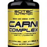 Carni Complex 60 caps SNCCX60 60 capsule - Carte in engleza