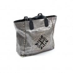 Geanta Dama Charmant 11-2947 Silver, Culoare: Argintiu