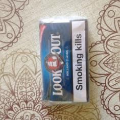 Tutun pentru rulat Look Out --tutun Bucuresti-volum 50 grame/plic