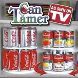 Organizator rotativ pentru cutii tip conserve Can-Tamer - Cutie depozitare