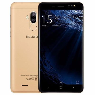 Bluboo D1, Dual SIM, 3G, Quad-Core, 2GB RAM, 16GB, Amprenta, Android 7.0, Gold foto
