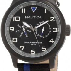 Nautica Men's N15619G BFD 103 Classic Analog Watch Produs la comanda [TEST TEXT] - Ceas barbatesc