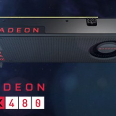 RADEON RX 480 8GB Gygabyte - Placa video PC Gigabyte