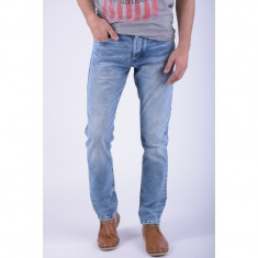 Blugi Barbati Jack&Jones Nick Original Jj900 Blue Denim Regular Fit