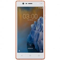 Smartphone Nokia 3 16GB Dual Sim 4G Brown - Telefon Nokia