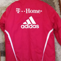 Set echipament Original Bayern Munchen - Set echipament fotbal Adidas, Marime: L